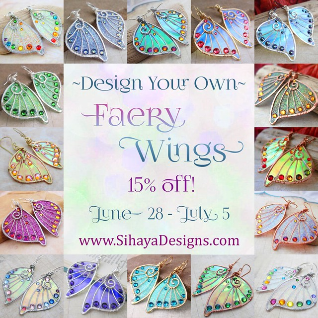 Design Your Own Wings Sale
