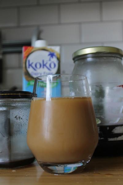 Iced coffee - Misericordia