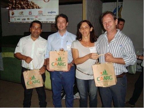 Circuito Mineiro de Cafeicultura 2012 em Santo Antônio do Amparo