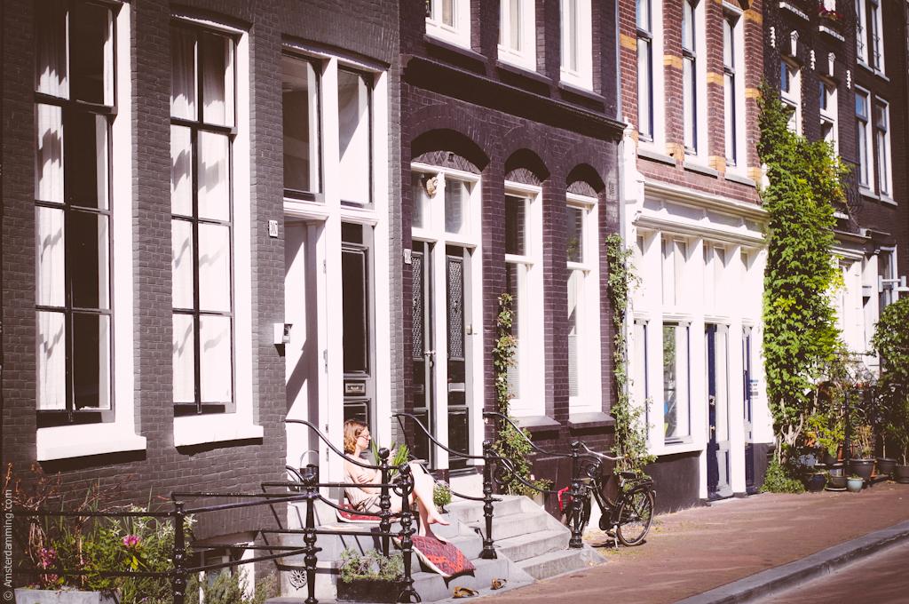 Amsterdam, Summer Day