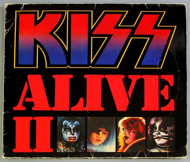 Kiss Alive II DOLP FOC