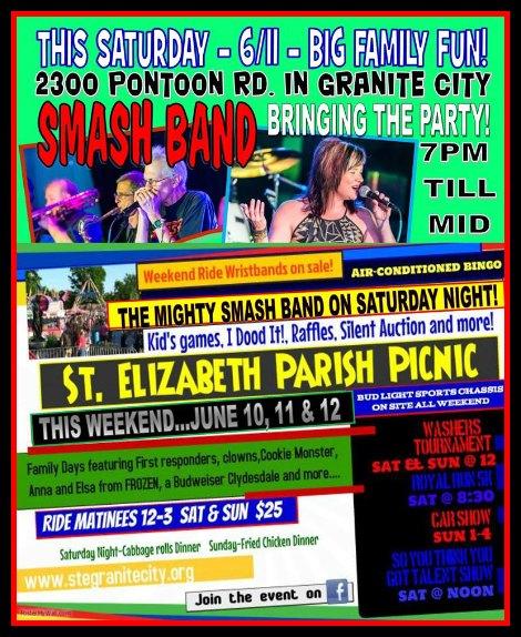 Smash Band 6-11-16