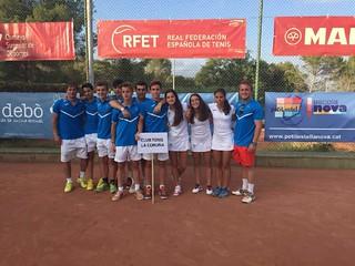 "Campeonato de España Cadete por Equipos de Club ""Yellow Cup"""