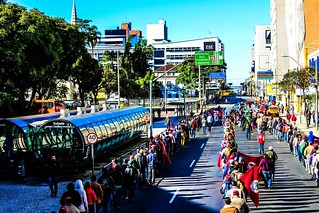 Ocupação do Incra, em Curitiba - Foto: MST/PR | by Brasil de Fato
