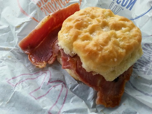 Country Ham Biscuits | by Double_Nickel