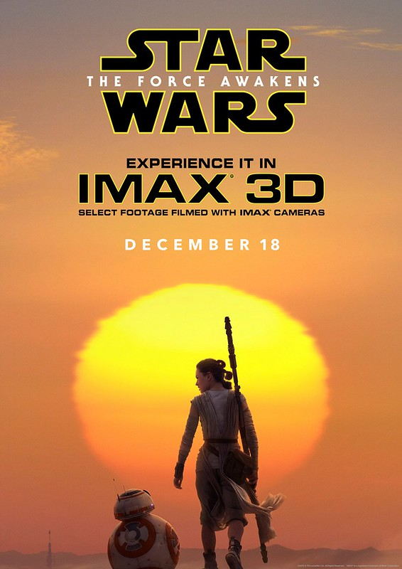 Star Wars - Episode VII - The Force Awakens - Poster 12