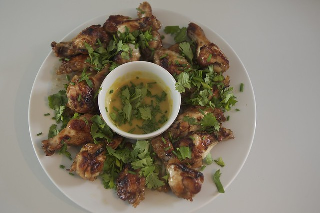 Recipe: Cointreau Wings with Honey Dijon - DSC_4452