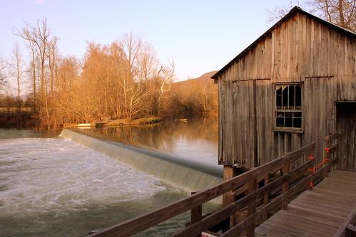 Ketner's Mill Dam