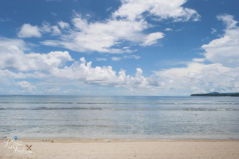 rayee beach sea view
