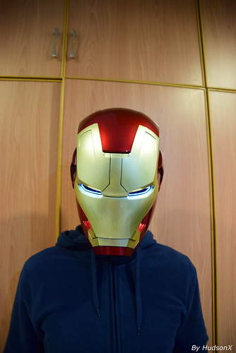 1:1 Ironman MK42 Helmet (15)