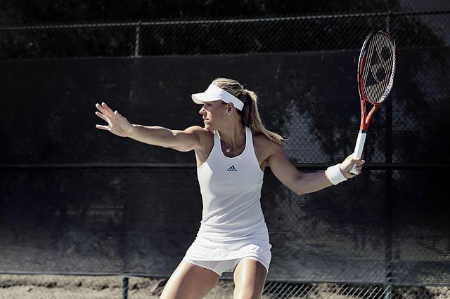 Kerber Wimbledon outfit