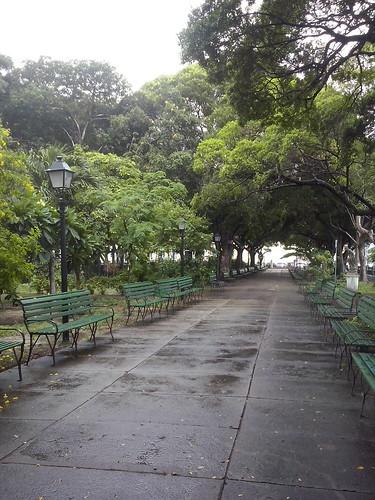 Praça do Passeio Público, Fortaleza-CE