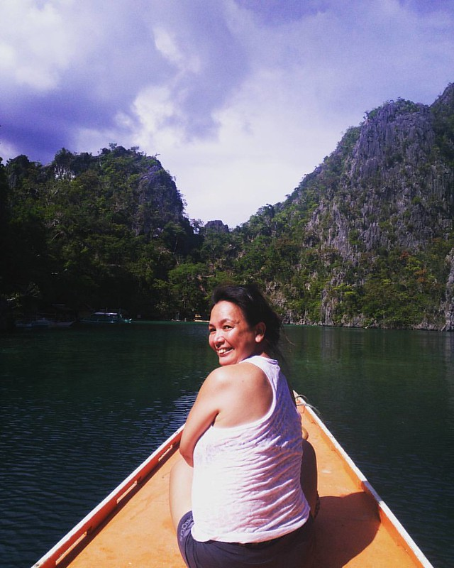 Soooo many activities to do, my brother and parents were right choosing Coron as the last hurrah for summer - lake, spring water, mountain to trek, snorkeling, white beach sand and spectacular view. Time to explore another island hopping again and again.