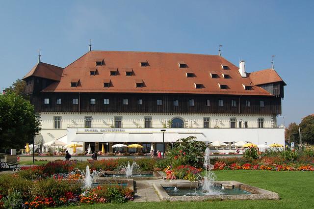 Konstanz - Konzilgebäude (1)