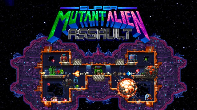 Super Mutant Alien Assault YouTube thumnail