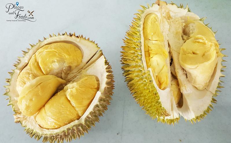 D24 Durian Buffet in Kepong Baru SK6363 durians