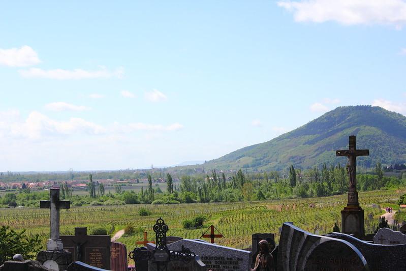 Dieffenthalin hautausmaa, Alsace