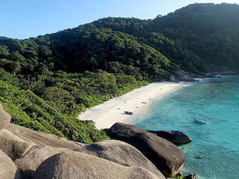 8 paraísos de playas no tan conocidas de Tailandia