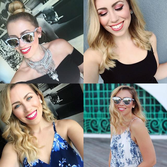 June Makeup Inspiration   Beauty on Living After Midnite