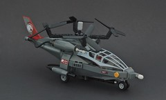 AH-51 Goldtooth (main) by 4estFeller