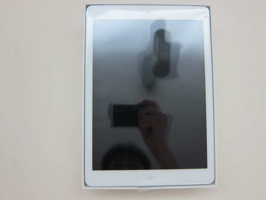 Apple Ipad Air Box Apple Ipad Air Box Open