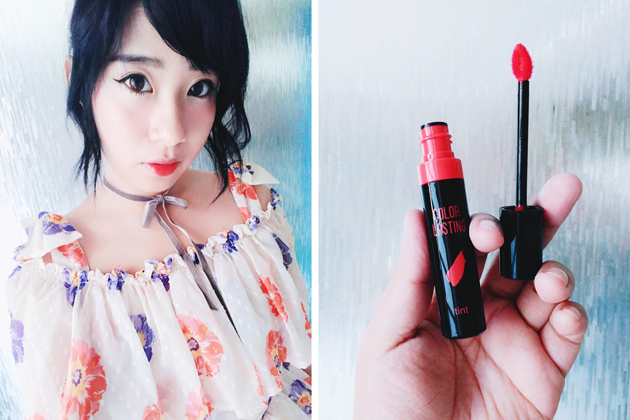my favorite summer lip colors | chainyan.co