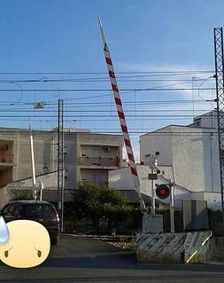 passaggio a livello via san lorenzo rutigliano (1)