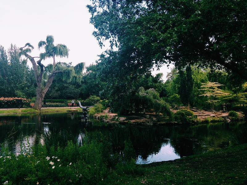 Regent's Park stroll