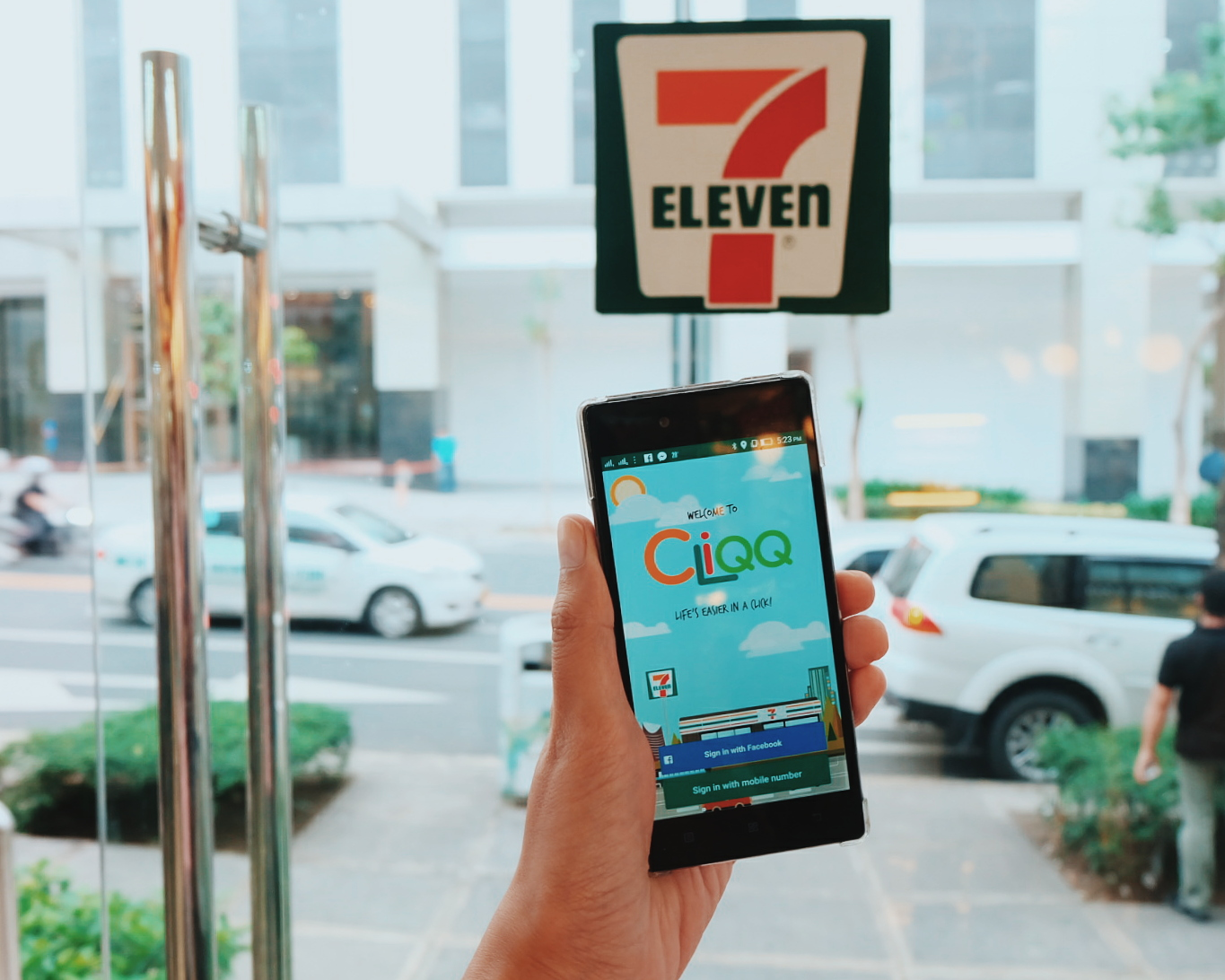 connect to 7 eleven wifi