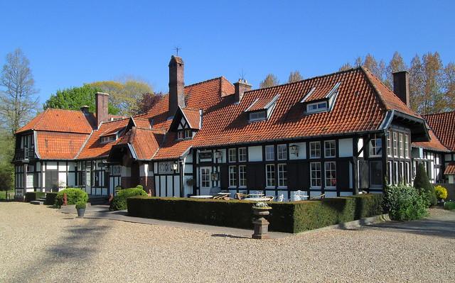 Hotel  Kasteelhof 't Hooghe in Ypres
