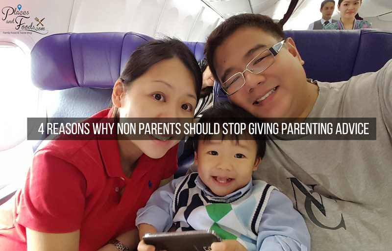 4 Reasons Why Non Parents Should Stop Giving Parenting Advices