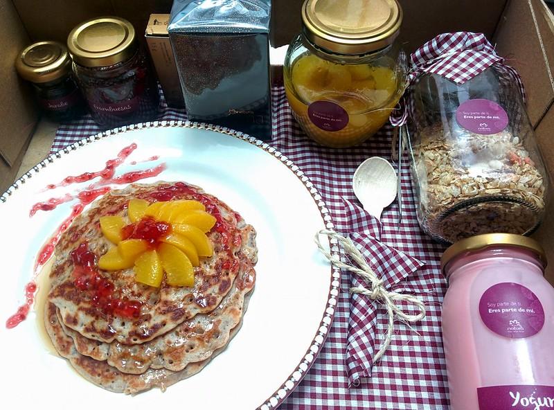 Resultado final del desayuno para mamá Natura #JFashionblog