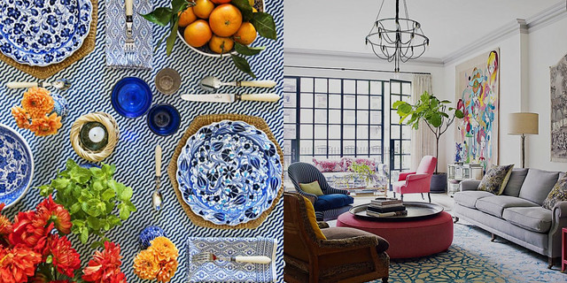 Home Decor Inspiration Colorful