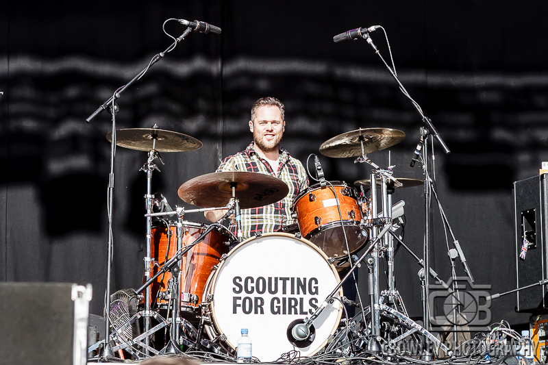 20160703 - Scouting For Girls - Godiva Festival 2016  - 8
