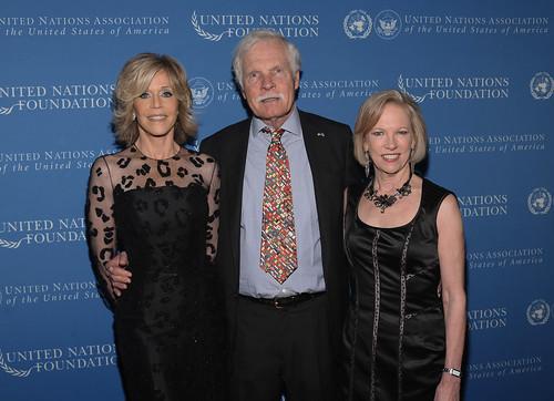 Fonda Jane Sex Ted Turner Video