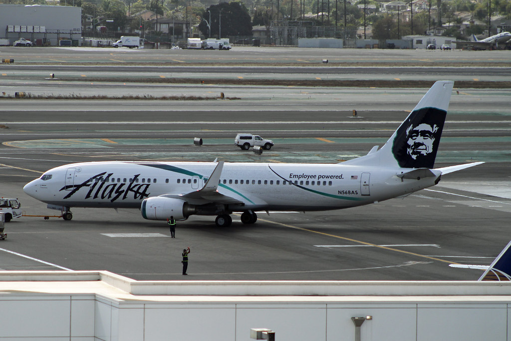Airline Livery History Livery Alaska Airlines