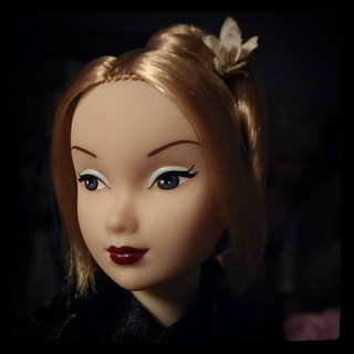 Kyoto Oren Blonde #Susie doll by #R&D, portrait for #365days project, 171/365.