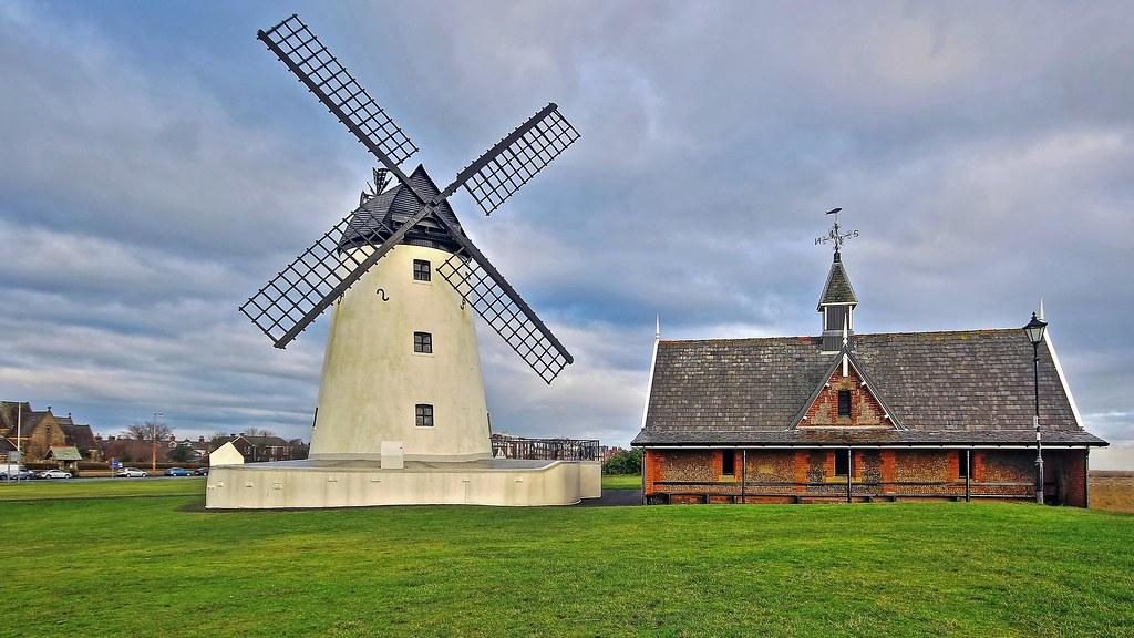 Lytham Windmill.