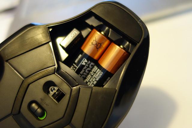 LOGICOOL ワイヤレス ゲーミングマウス G602
