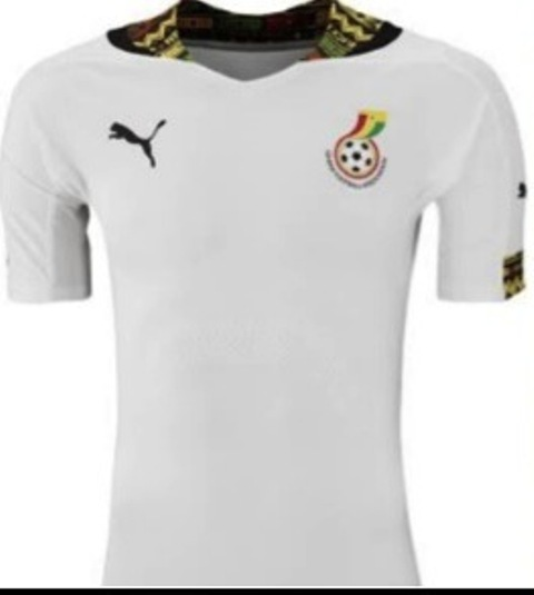 Ghana's new Puma kits for 2014 World Cup revealed