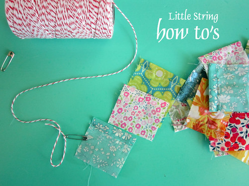 little string how to's