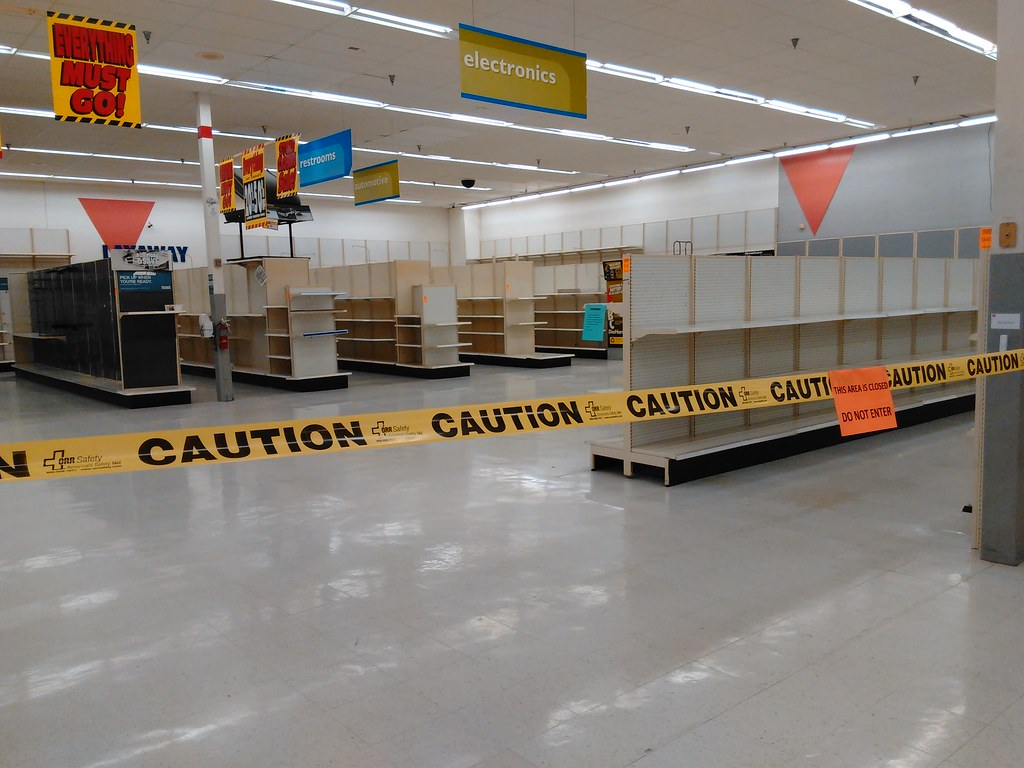 Kmart -- Sweetwater, Tennessee