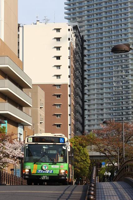 2016/04/12 東京都交通局 T208