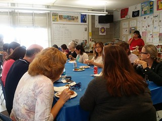 June 16 16' SDHS Holds Farewell Party to Hanban Teacher