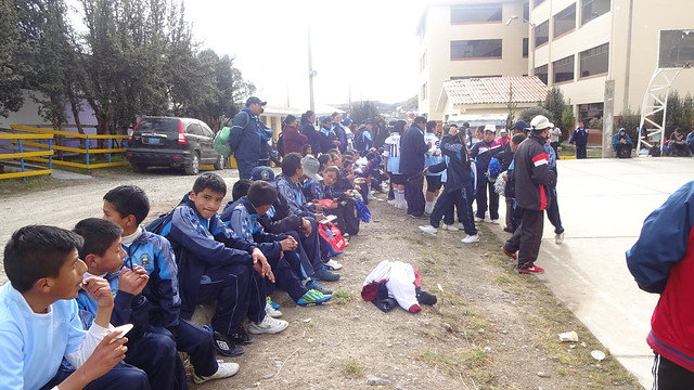 2016   Olimpiadas Deportivas Escolares (Fase Interna)