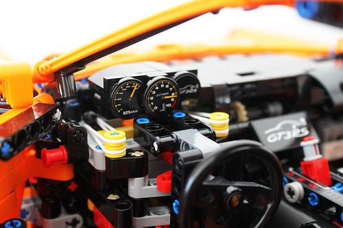 lego technic porsche 911 gt3 rs 42056 review the brick fan. Black Bedroom Furniture Sets. Home Design Ideas