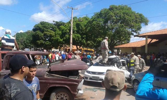 Acidente mata universitário na rodovia Curuá-Una; 3 mulheres estão gravemente feridas