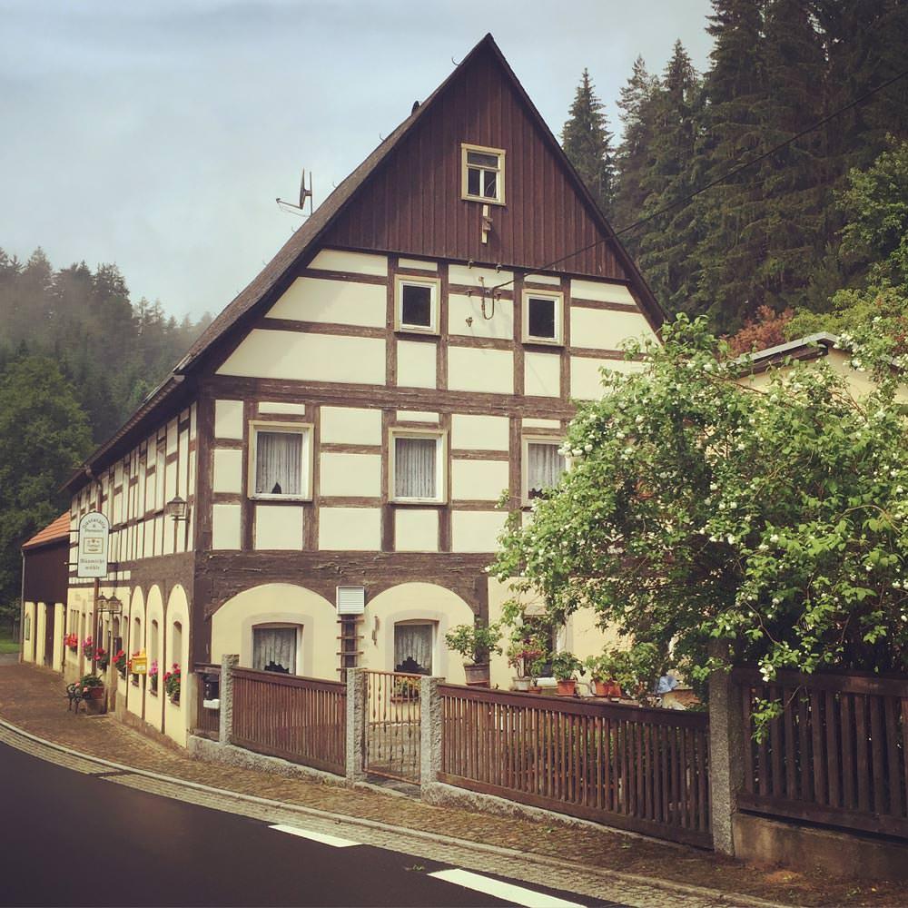 Rund um Saupsdorf