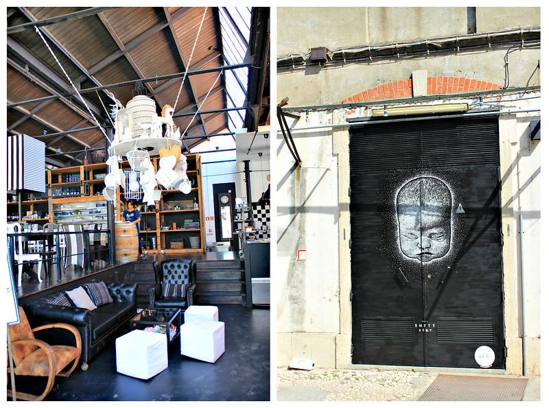 LX Factory - Lisboa