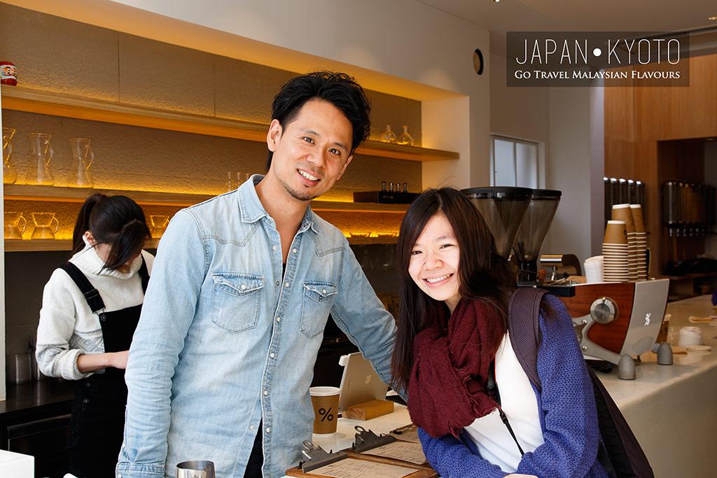 % arabica coffee kyoto japan